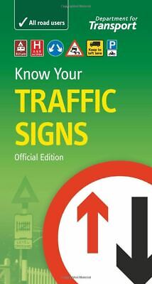 £5.34 • Buy Know Your Traffic Signs By Great Britain: Department For Transport
