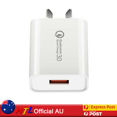 AU15.90 • Buy 【HTL】3in1 Short Fast Charging Cable Mini Magnetic Cord Micro Lightning Type C