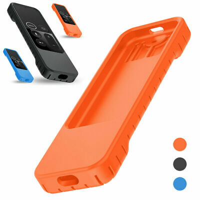 AU8.92 • Buy Soft Silicone Protective Case Cover Skin For Apple TV 4 Remote Control Dustproof