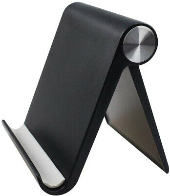 Universal Tablet Phone Desk Stand Holder Mobile Phone Folding Portable 4  To 10  • 3.15£