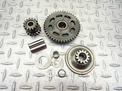$27.85 • Buy 2005 04 05 Suzuki GSXR 750 GSXR750 Lot Starter Clutch Ilder Gear Engine Motor Oe