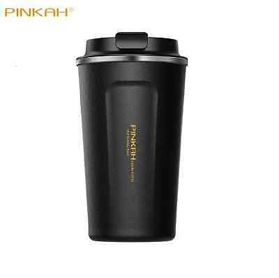 AU39.95 • Buy Pinkah Stainless Steel Thermos Cup Travel Coffee Mug Vacuum Flask 380 / 510ml