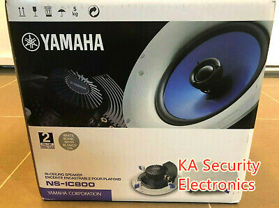 AU388 • Buy Yamaha NS-IC800 8  140W Ceiling Speakers( Pair) 1  Swivel Tweeter Sealed Back