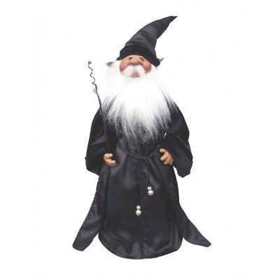 New Witches Of Pendle -Wizard- Elwin -Large 50cm  - Magical  -Wicca • 39.95£