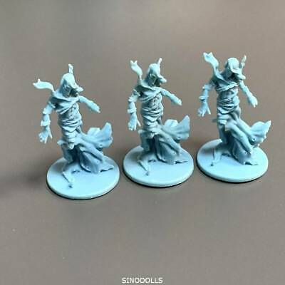 AU6.67 • Buy LOT 3 Dungeons & Dragons D&D Miniatures Board Game Figures