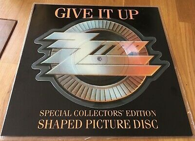 ZZ Top - Give It Up Shaped Picture Disc • 12.99£