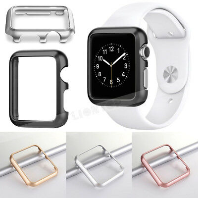 AU8.99 • Buy Stainless Steel Watch Frame Case For Apple Watch Band Iwatch 44mm 42mm 40mm 38mm