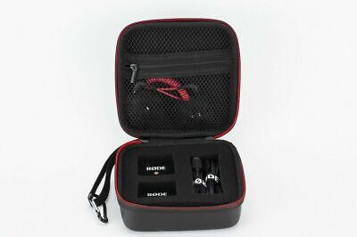 AU16.99 • Buy For Rode Wireless GO Compact Wireless Microphone Storage Bag Travel Carring Case