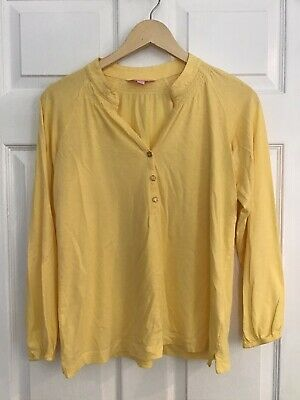 $9.99 • Buy LILLY PULITZER ELSA RESORT COTTON PIMA TOP BLOUSE SHIRT Small