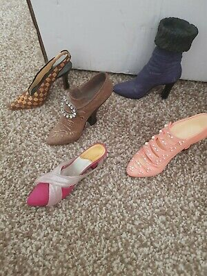 Just The Right Shoe Collection Of Five Used In Good Condition • 5.50£
