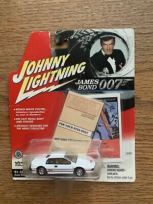 $ CDN8.12 • Buy Johnny Lightning James Bond 007 1981 Lotus Turbo Esprit From Your Eyes Only 1/64