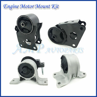 $53.35 • Buy 4PCS Engine Motor & Trans. Mounts For 02 03 04 05 06 Nissan Altima 2.5L For Auto