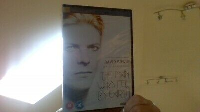 THE MAN WHO FELL TO EARTH (DVD) David Bowie - 2 Disc Version -sealed • 8.40£