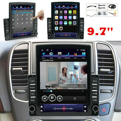 $170.90 • Buy 9.7 In 2Din Android 9.1 ROM 16G HD Car Stereo GPS Navigation Radio Player WIFI