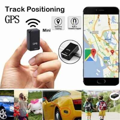 UK Magnetic Tracking Real Time Locator Mini GPRS GPS Tracker GSM Device Car Spy • 9.15£