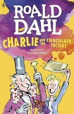£3.70 • Buy Charlie And The Chocolate Factory By Roald Dahl (Illustrated By Quentin Blake)