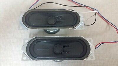 $25 • Buy Sanyo Dp26670 Lcd 26  Tv Television Replacement Speakers Spare Parts Repair Tech