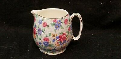 $ CDN19.98 • Buy Vintage Porcelain Royal Winton Grimwades Old Cottage Chintz Pitcher