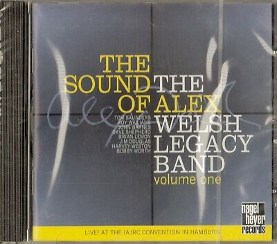 £9.39 • Buy The Alex Welsh Legacy Band : The Sound Of Alex Volume One / Cd - Neu