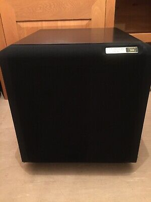 £120 • Buy Kenwood Home Theater Passive Subwoofer System Vintage.very Loud.mobile Unit.
