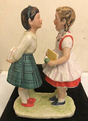 $ CDN20 • Buy Gorham THE MISSING TOOTH Norman Rockwell Figurine Porcelain