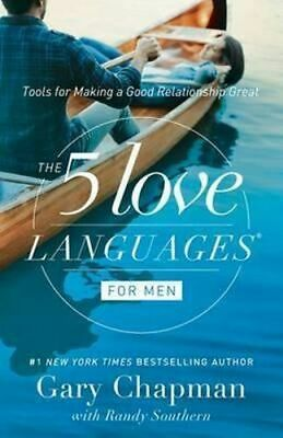 AU24.25 • Buy NEW The 5 Love Languages For Men By Gary Chapman Paperback Free Shipping