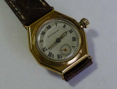 $ CDN5977.84 • Buy Genuine Vintage ROLEX OYSTER OCTAGON 9KY Manual Winding Antique FREE SHIPPING