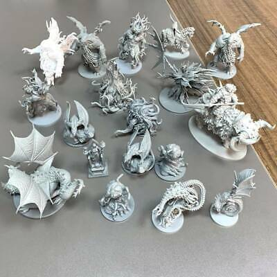 AU12.74 • Buy Dungeons & Dragons D&D Cthulhu Wars Board Game Miniatures