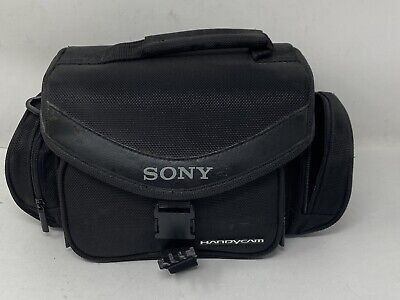 $ CDN33.46 • Buy BAG ONLY Sony Handycam 8mm Video 8 Camcorder Player Camera Bag