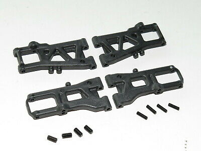Xra300026 Xray T4 2020 1/10 Touring Car Front Rear A-arms Set • 36.38£