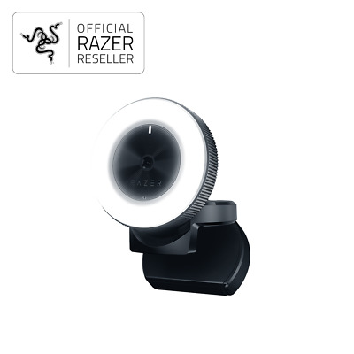 AU184 • Buy Razer Kiyo Desktop Streaming Camera With Ring Light Illumination RZ19-02320100