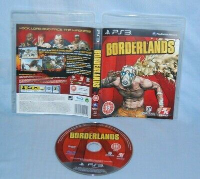 £3.99 • Buy PS3 Borderlands   Cased Without Manual