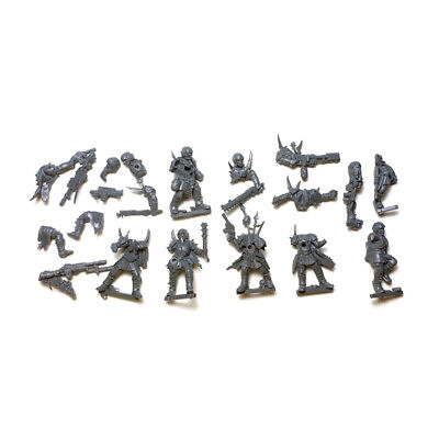 £27.26 • Buy TRAITOR GUARDSMEN X 7 Blackstone Fortress Chaos Space Marines Cultists 40K
