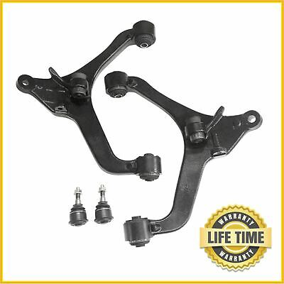 $127.12 • Buy 4x Suspension Kit Lower Control Arms W/ Ball Joint For 2002-2007 Jeep Liberty