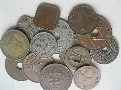 Collection Of Foreign Coins • 1.20£