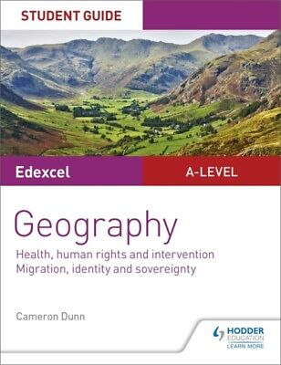 £13.49 • Buy Edexcel A2 Geography Student Guide 5