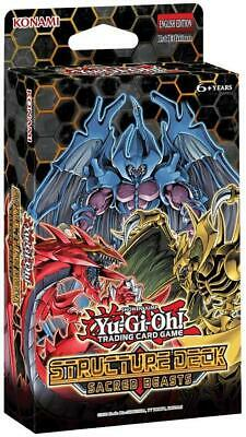 YuGiOh! Structure Deck: Sacred Beasts :: • 11.99£