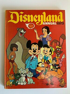 Disneyland Annual 1973 Hardback Book The Cheap Fast Free Post • 5.99£