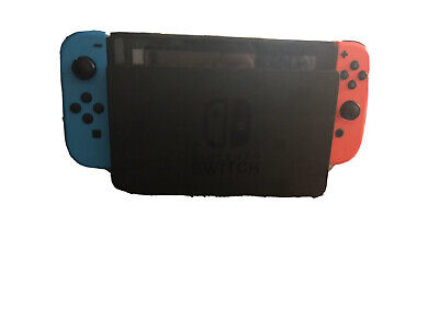 AU310 • Buy Nintendo Switch 32GB Home/Handheld Console With Neon Blue And Neon Red...