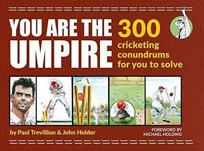 £7.61 • Buy You Are The Umpire By John Holder