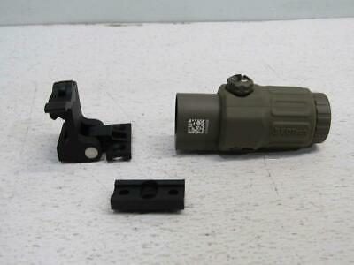 $406.13 • Buy EOTech G33.STS 3x Magnifier With Mount - Tan