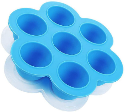 $17.46 • Buy Egg Bites Molds For Instant Pot Accessories, Freezer Ice Cube Trays Silicone
