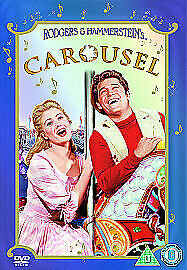 Carousel - With Sing Along Option Dvd • 2.50£