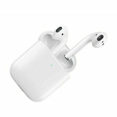$ CDN80.16 • Buy Refurbished Apple AirPods 2nd Generation With Charging Case And Box