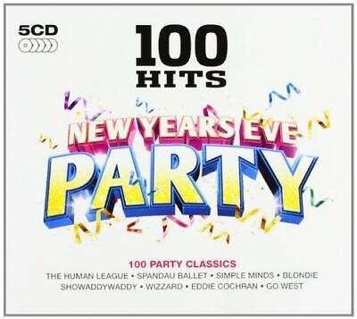 100 Hits New Years Eve Party, Various Artists, Good Box Set • 3.66£