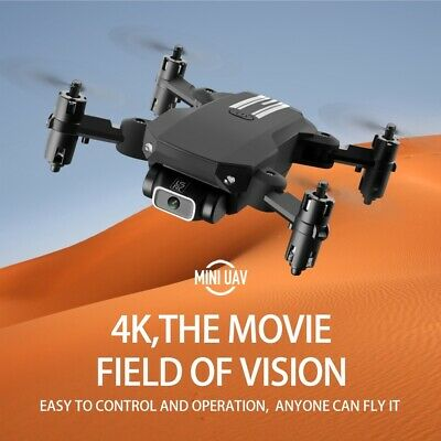 AU66.95 • Buy 4k Camera Quadcopter Advanced Drone, WIFI, Foldable