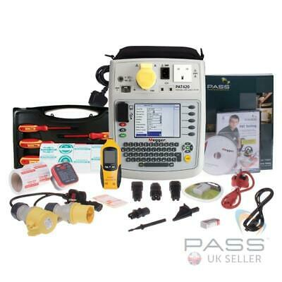£1399 • Buy *NEW* Megger PAT420 PAT Tester - PAT Essentials Kit With Accessories / UK