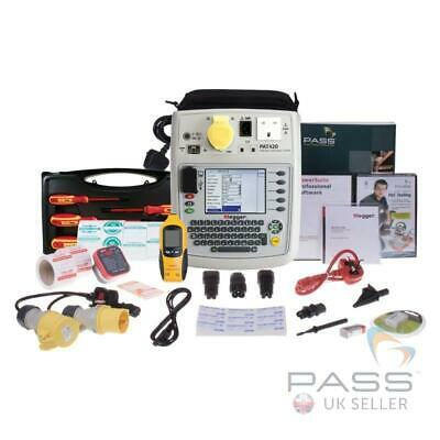 £1805 • Buy *NEW* Megger PAT420 PAT Tester - PAT Business Kit + Accessories And Software!