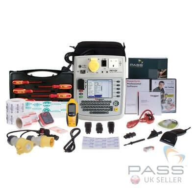 £1915.49 • Buy *NEW* Megger PAT420 PAT Tester - PAT Premium Kit With Software And Scanner