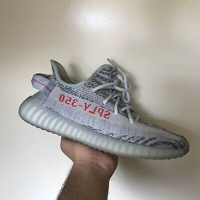Yeezy Boost 350 V2 'blue Tint' UK7.5/US8, 9/10 Comes With Box And Tags • 185£